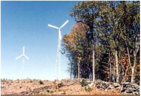 fuhrlander wind technology